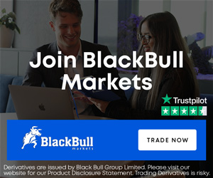 Forex broker BlackBull Markets